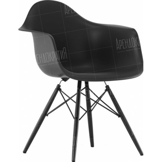 Стул Eames Basic Dark в аренду
