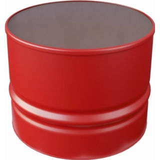 Журнальный стол Barrel Table Red в аренду